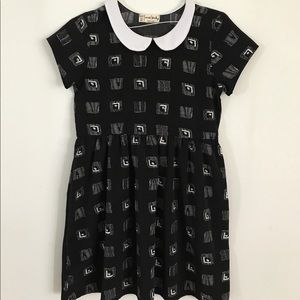 Urban Renewal x One & Only Collared Babydoll Dress